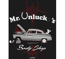 Mr. Unlucky's Photographic Print