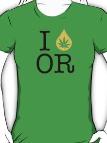 I Dab OR (Oregon) T-Shirt