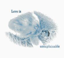 Love is ..... Baby Tee