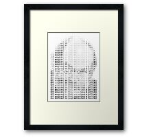 All work and no play makes Jack a dull boy... Framed Print