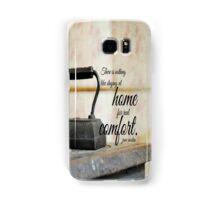Jane Austen Home Samsung Galaxy Case/Skin