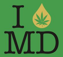 I Dab MD (Maryland) by LaCaDesigns
