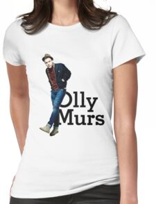 olly murs Womens Fitted T-Shirt