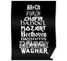 Composers Poster