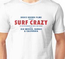 Surf Crazy Unisex T-Shirt