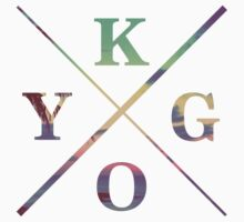 Kygo - I See Fire Sunset Graphic by edm-tees