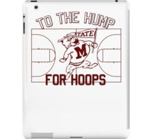 To the Hump For Hoops iPad Case/Skin