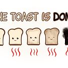 The Toast is Done by nimaru