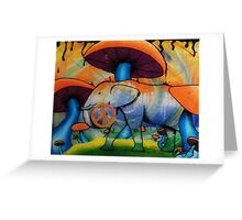 Invisiphant  Greeting Card