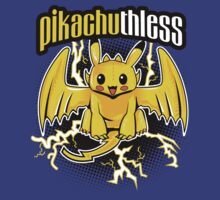 Pikachuthless by Grafx-Guy
