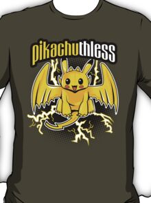 Pikachuthless T-Shirt