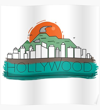 My Hollywood Poster