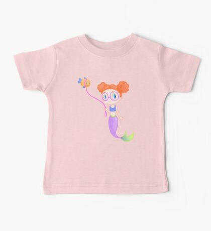 Don't Forget to Walk your Fish! Baby Tee