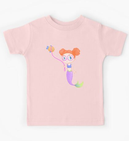 Don't Forget to Walk your Fish! Kids Tee