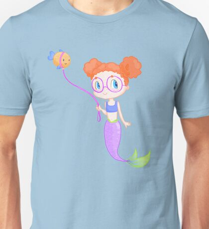 Don't Forget to Walk your Fish! Unisex T-Shirt