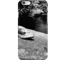 Barefoot is always better iPhone Case/Skin
