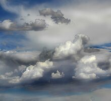 Sky High.... by Sheryl Gerhard