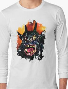 Night of the Demon Long Sleeve T-Shirt