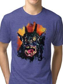 Night of the Demon Tri-blend T-Shirt