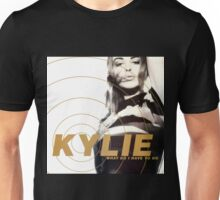 Kylie Minogue - What Do I Have To Do Unisex T-Shirt