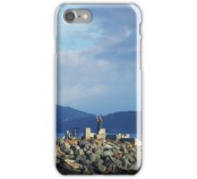 Giving Thanks to Mother Earth iPhone Case/Skin