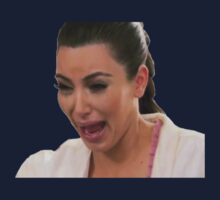Kim Kardashian Crying Kids Clothes