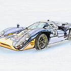 1967 Lola T7 I Illustration 3 by DaveKoontz