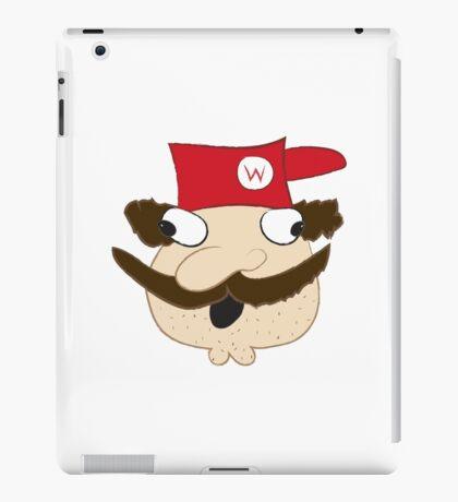 Demented Mario iPad Case/Skin