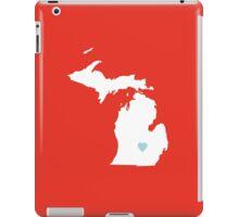 Michigan Love iPad Case/Skin
