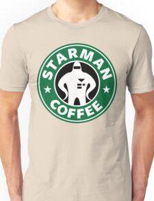 Starman Coffee Unisex T-Shirt