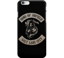 Sons of Anfield - Salt Lake City iPhone Case/Skin