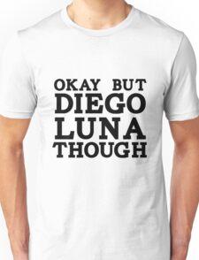 Diego Luna Unisex T-Shirt