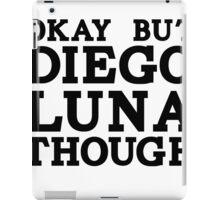 Diego Luna iPad Case/Skin