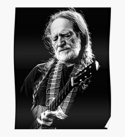 Willie Nelson - Best Of Poster