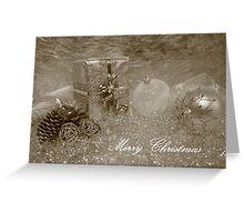 Christmas Card 2 (English) Greeting Card