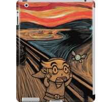 Scream in Hyrule iPad Case/Skin