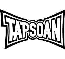 Taps Oan MMA Logo Photographic Print