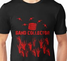 Band Collector by Funny as Duck Unisex T-Shirt