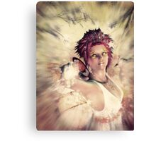 Autumn fairy spirit Canvas Print