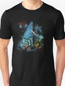diving danger Unisex T-Shirt
