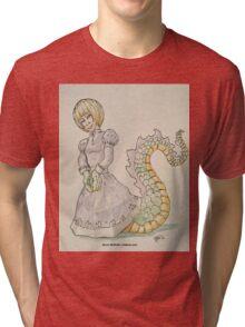 Dragon Girl Tri-blend T-Shirt