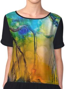 The Willow Chiffon Top