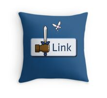 I Like Link Throw Pillow