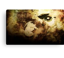 Autumn Time Canvas Print