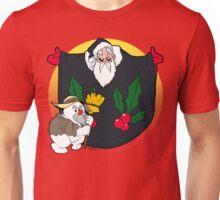 Santos: The Claus of Fate Unisex T-Shirt