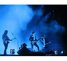 Arctic Monkeys - Leeds 2014 Photographic Print