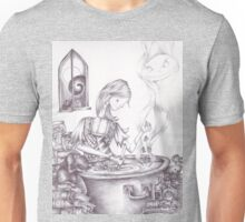 Sally Brewing Something Unisex T-Shirt