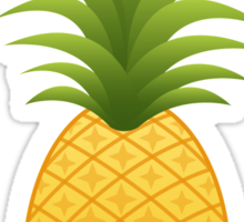 Pinapple Sticker