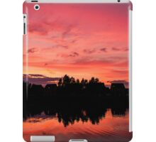 Candy-floss Sky iPad Case/Skin