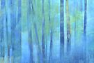 forest impressionism by Laurie Minor